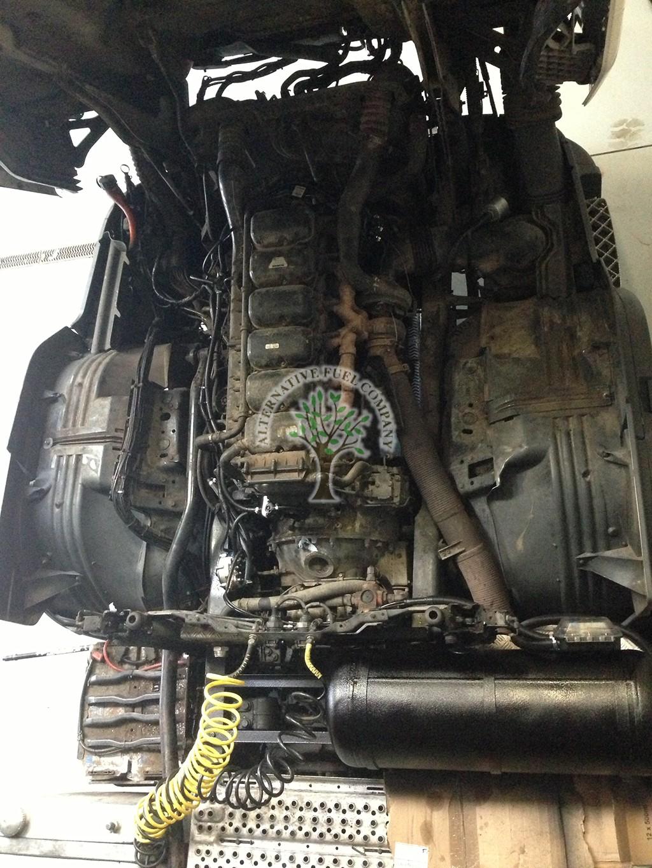 Diesel LPG autogas blend, propane conversions to diesel engines