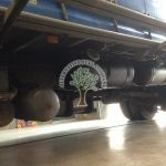 Scania diesel autogas blend conversion