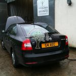 Skoda Octavia Black 1.6 lpg conversion adn repair garage NI