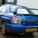 Subaru Impreza WRX STI 2.5 Turbo LPG auto gas conversion to high power cars with no performance loss