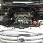 Suzuki Vitara V6 LPG autogas conversion installations and repairs in northern ireland
