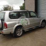 Suzuki Vitara V6 LPG autogas problems repaired fixed