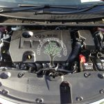 Toyota Avensis 1.6 Valvematic engine bay after autogas conversion