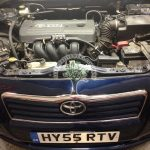 Toyota avensis lpg autogas taxi lpg servicing conversions and repairs tyrone ireland