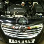 Vauxhall Insignia 1.8 VVTi converted to lpg in aughnacloy northern ireland