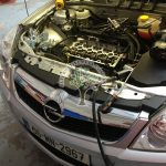 Vauxhall Vectra 1.8 upper cylinder adjustment