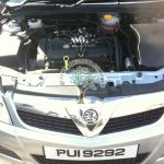 Vauxhall Vectra 1.8 vvti engine lpg autogas converted in Ireland