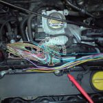 Vauxhall Vectra lpg autogas wiring installation and fault finding