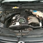 Volkswagen passat 2.0 engine after lpg conversion, no problem, idling smooth no issues