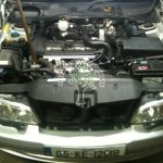Volvo C70 turbo lpg autogas conversion in NI