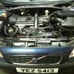 Volvo s60 2.4 Turbo Engine
