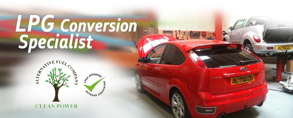 auto gas conversion northern ireland