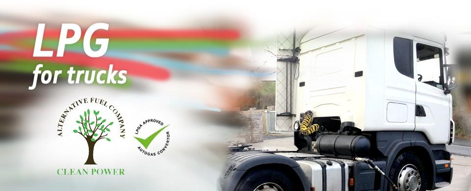 Diesel vehicles and engines LPG conversions