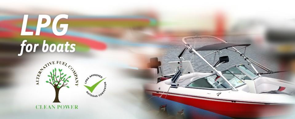Lpg Autogas Boat conversions