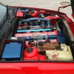 bmw e34 m5 Lpg Autogas conversion installed stealthy engine bay