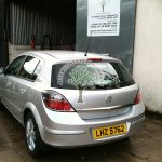 vauxhall astra 1.4 after lpg conversion at alternativefuelcompany northern Ireland